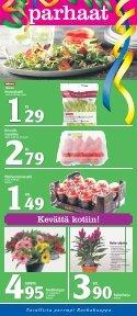 -16 % -34 % -30 % - K-supermarket - Page 5