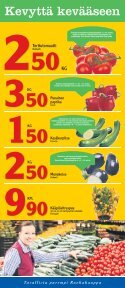 TARJOUKSET VOIMASSA TO-SU 4.-7.4. - K-supermarket - Page 3