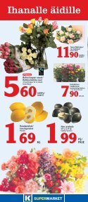 Onnea äidille! - K-supermarket - Page 2