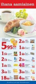 Onnea äidille! - K-supermarket - Page 3