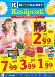 PKT RS/ASK KPL/ST. RS/ ASK - K-supermarket