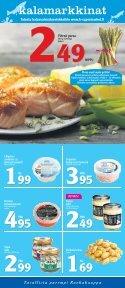 Kesä alkaa herkutellen - K-supermarket - Page 3