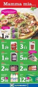 TARJOUKSET VOIMASSA TO-SU 28.2.-3.3. - K-supermarket - Page 2