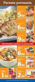 TARJOUKSET VOIMASSA TO-SU 28.2.-3.3. - K-supermarket - Page 5