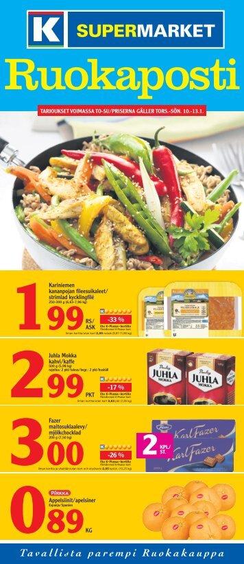 189 - K-supermarket