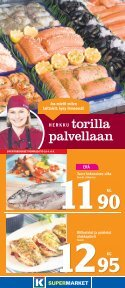 TARJOUKSET VOIMASSA TO-SU 4.-7.4. - K-supermarket - Page 4