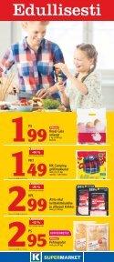tarjoukset voimassa to-su 2.-5.5. - K-supermarket - Page 2
