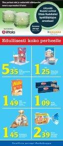 tarjoukset voimassa to-su 2.-5.5. - K-supermarket - Page 7