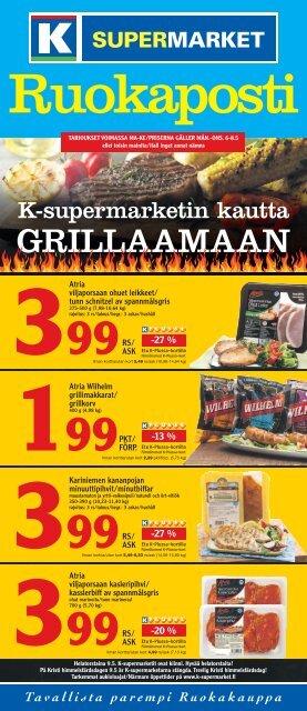K-supermarketin kautta