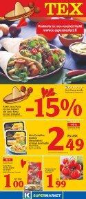 -13 % -34 % -19 % -17-23 % - K-supermarket - Page 2