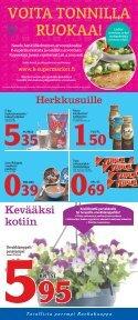 -13 % -34 % -19 % -17-23 % - K-supermarket - Page 7
