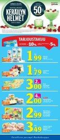 TARJOUKSET VOIMASSA TO-SU 4.-7.4. - K-supermarket - Page 7