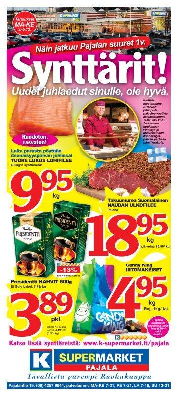 kg - K-supermarket