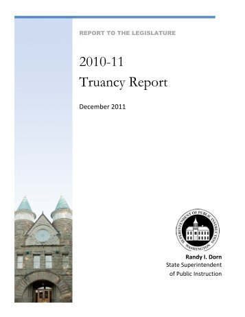Truancy Report - Office of Superintendent of Public Instruction