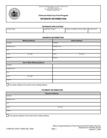 Bulletin No 043 06 Form 280 Ex Vii New Copy Office Of