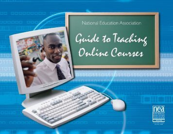 Guide to Teaching Online Courses - NEA