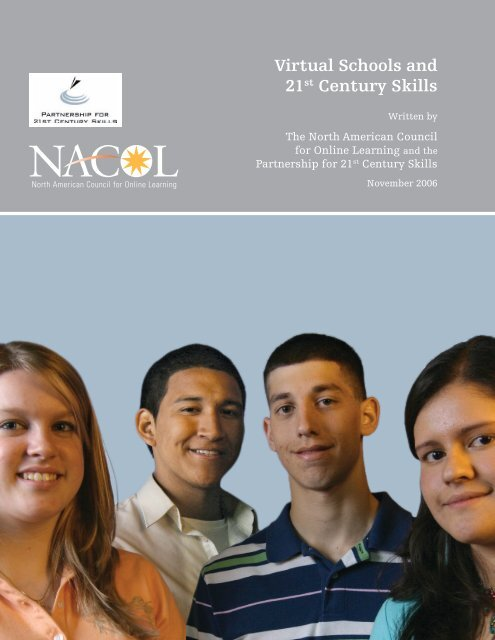 Virtual Schools and 21st Century Skills - K12HSN