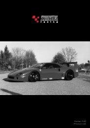 Ferrari F40 Product List - Dimex Group