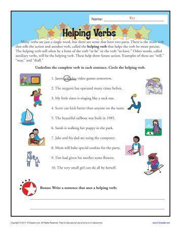 Printables Sat Grammar Worksheets misused verbs sit sat set worksheet grammar worksheets from helping verb k12reader com