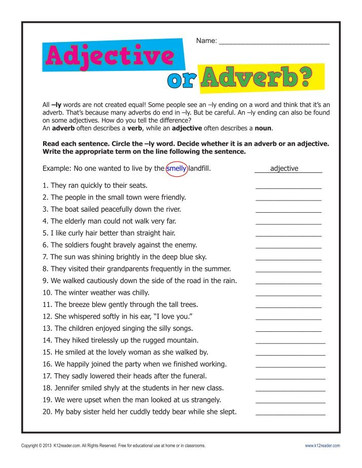 understanding adjectives and how to recognize them How to colorfully teach french adjectives with 4 sharp  to intuitively use and recognize these adjectives  when teaching french adjectives—or any.