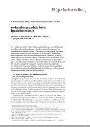 volltext als pdf-file - Pflüger Rechtsanwälte GmbH