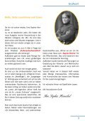 Sophie Henschels Hauszeitung Informationen aus dem ... - Seite 3