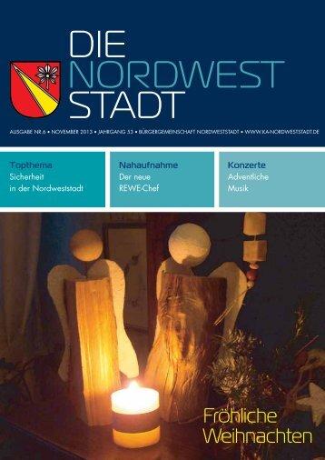 DIE NORDWEST STADT - Bürgergemeinschaft Nordweststadt e.V.
