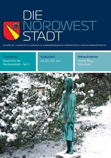 DIE NORDWEST STADT - KA-News