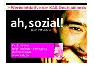 Mitgliederwerbeaktion (19MB) - Kab-Freiburg