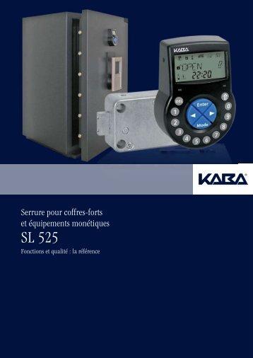 SL 525 - Kaba Mauer GmbH