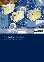 ComboGard Pro Serie - Kaba Mauer GmbH