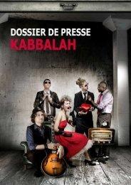 telecharger dossier de presse en pdf - kabbalah music