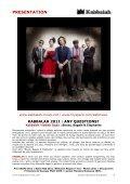 telecharger dossier de presse en pdf - kabbalah music - Page 3