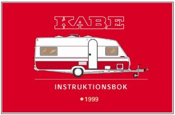 Alla modeller - Kabe