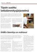KUNINGAS KABE Kaikkien aikojen paras testitulos H&C:ssä Uusi ... - Page 4