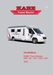 Travel Master W - Kabe