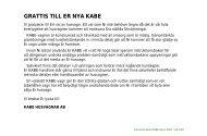 Instr.bok 99 SV - Kabe