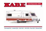 Instr.bok 2003 GLE (NO) - Kabe