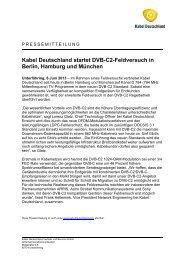 PDF, 118 KB - Kabel Deutschland