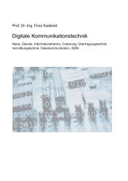 Digitale Kommunikationstechnik - kaderali.de