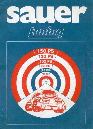 Sauer&Sohn Katalog 76