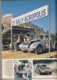 Salzburg/Mahag Rallye Akropolis GF 73