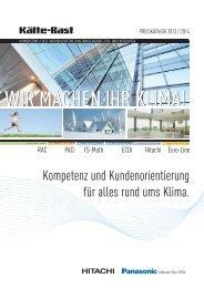 KB_Umschlag 13.indd - Kälte Bast GmbH