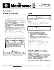 S Model Translation Document - Kälte Berlin