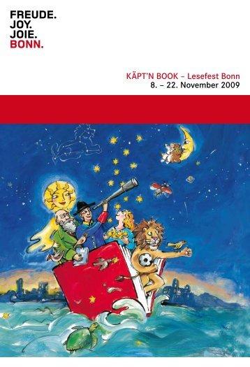 Programmheft 2009 - PDF download - Käpt'n Book Lesefest