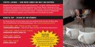 coffee lounge – eine reise durch die welt des kaffees barista-cup