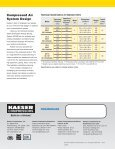 SX Series Screw Compressors - kaeser - Page 6