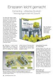 Einsparen leicht gemacht - KAESER KOMPRESSOREN GmbH
