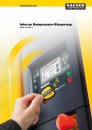 Interne Kompressor-Steuerung - KAESER KOMPRESSOREN GmbH