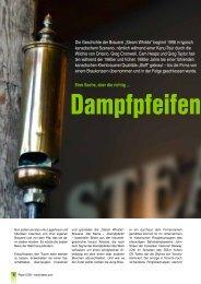 Dampfpfeifenpils - KAESER KOMPRESSOREN GmbH